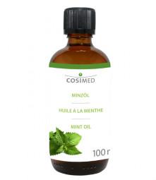 cosiMed Japanisches Pflanzenöl, Minzöl, Ätherisches Öl, 100ml