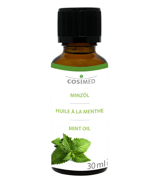 cosiMed Minzöl, Ätherisches Öl, 30ml