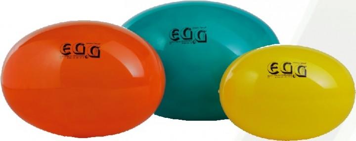 Pezzi Egg-Bälle im Dekokarton, inkl Übungsanleitung