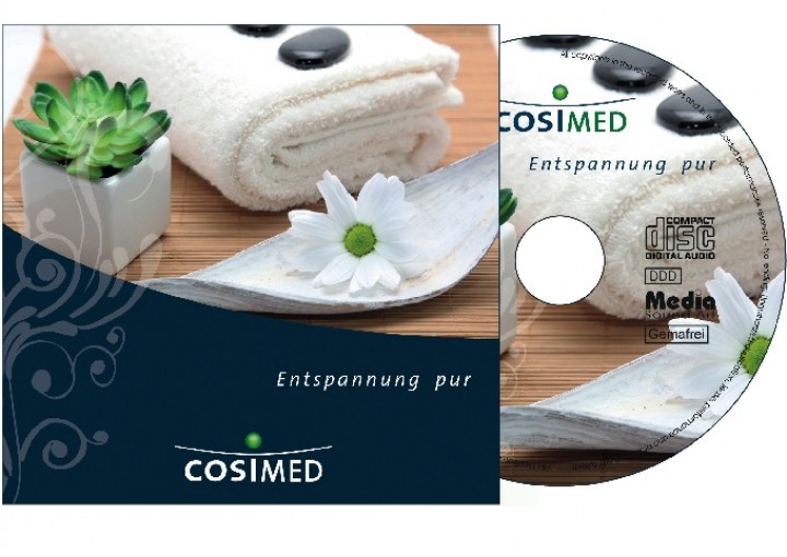 "cosiMed Relax-CD ""Entspannung pur"""