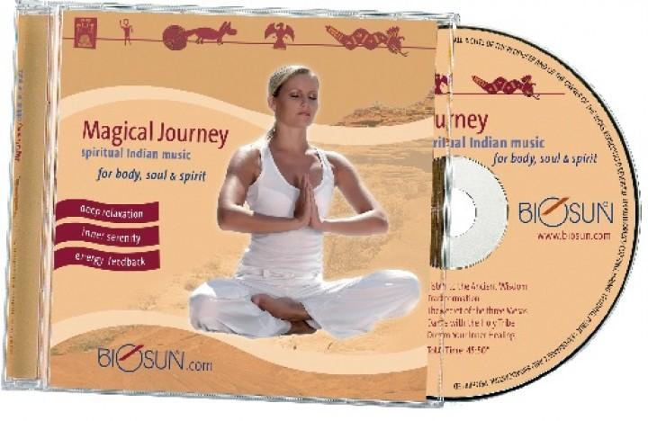 BIOSUN Wohlfühl-CD